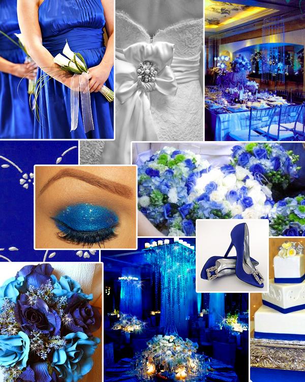 Tema Biru & Silver