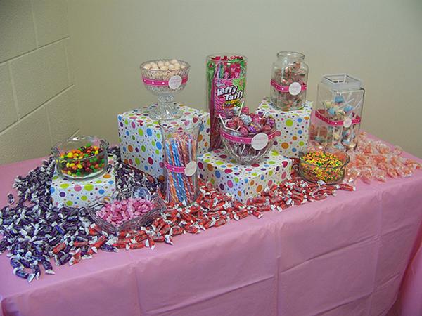 12 Contoh Candy Bar Untuk Majlis Perkahwinan Jurugambar