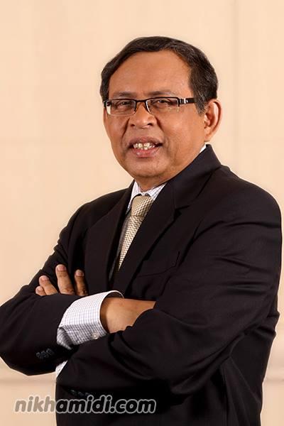 YBhg. Dato' Haji Muhamad Nor bin Haji Rofie (Pengarah Tanah dan Galian Negeri Kedah Darul Aman)