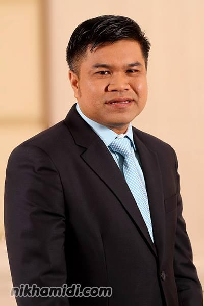 YB. Nor Saidi Bin Nayan (ADUN Kuah Negeri Kedah Darul Aman)