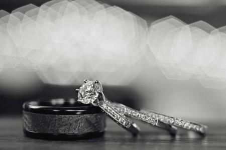 wedding ring photoshoot