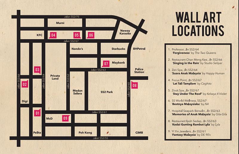 ss2-petaling-jaya-street-art-locations-map