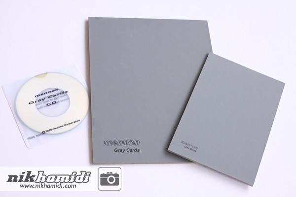 Mennon Gray Cards