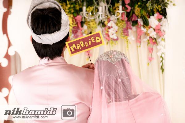Props fotografi perkahwinan 3