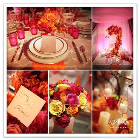Tema Pink & Orange