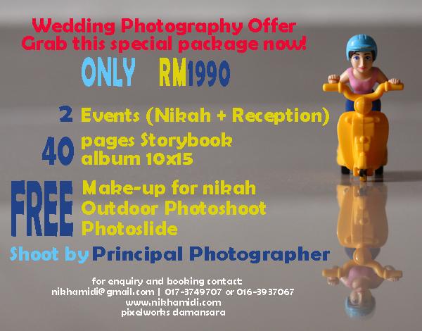 Malaysia wedding photography 2012