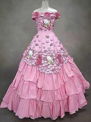 crazy wedding dress 05
