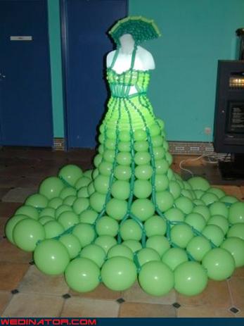 crazy wedding dress 09