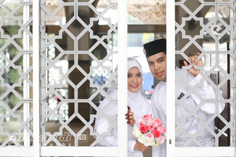 Akad Nikah Majdi & Hafisah